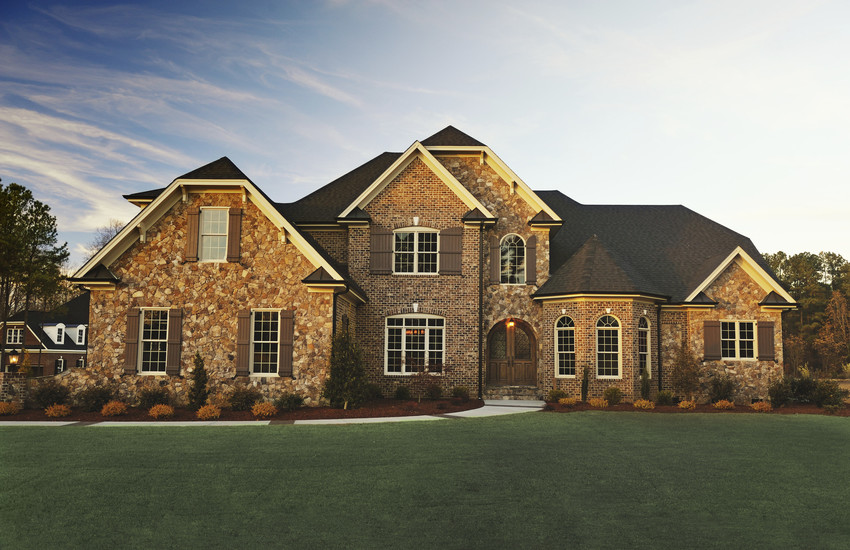 luxury home in Raleigh