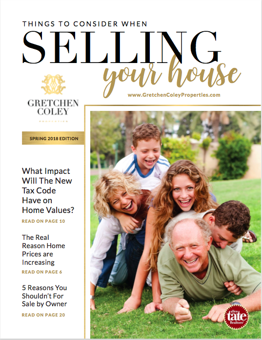 Gretchen Coley Properties home selling guide