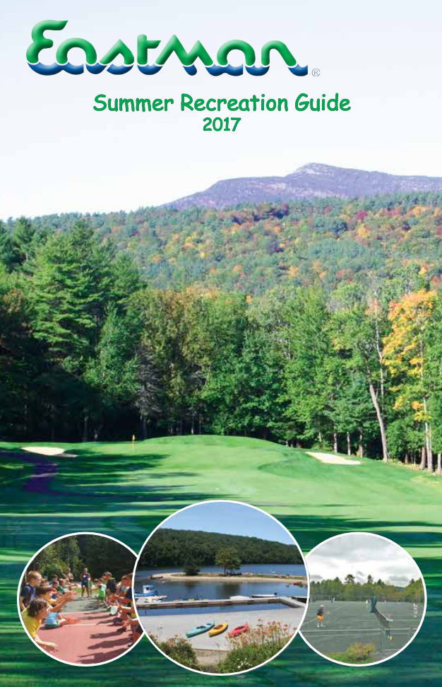 Eastman Recreation Guide Summer 2017