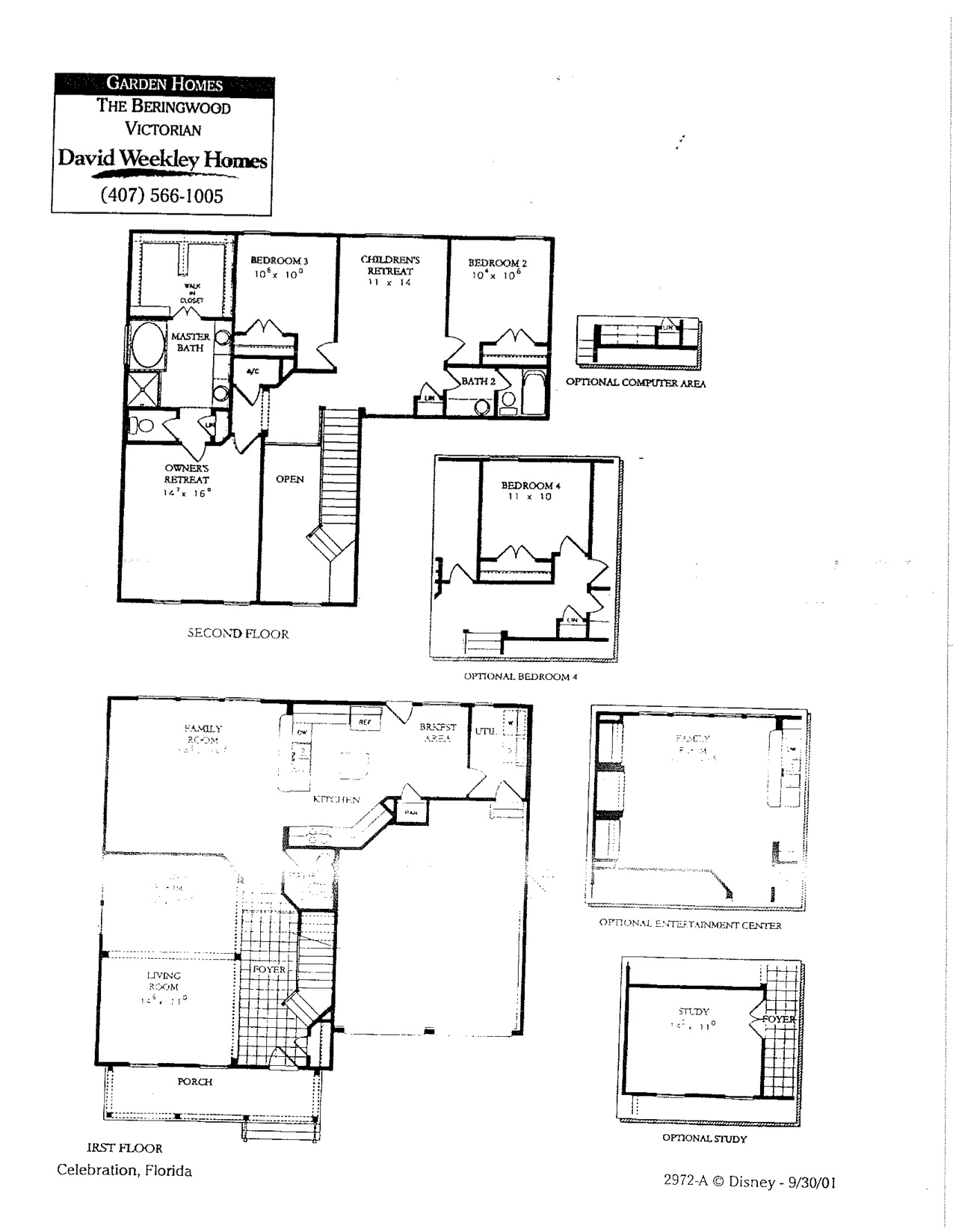 beringwood floorplan