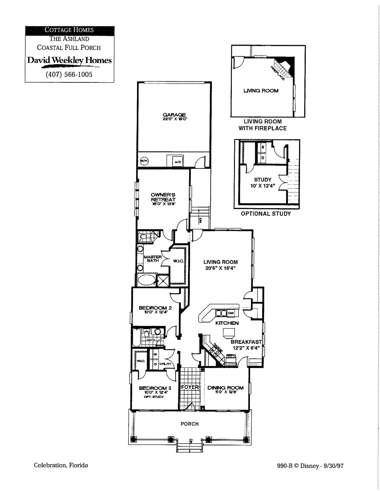 ashland coastal floorplan