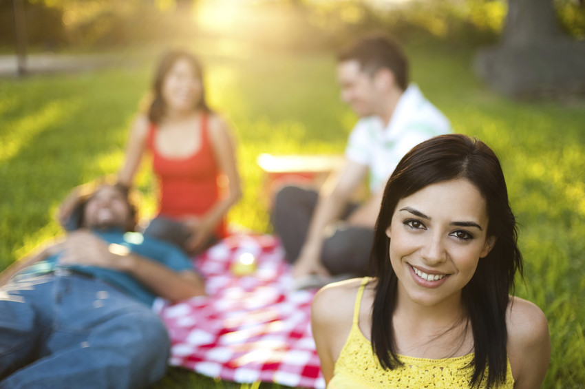 Picnics at the park await in Knightdale!