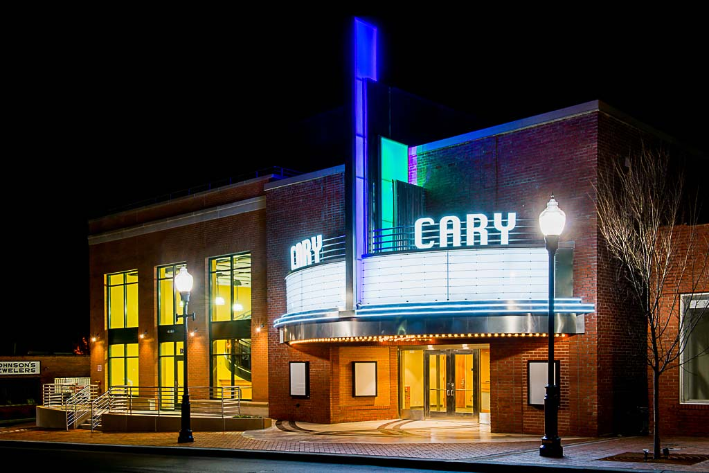 Cary NC Theater