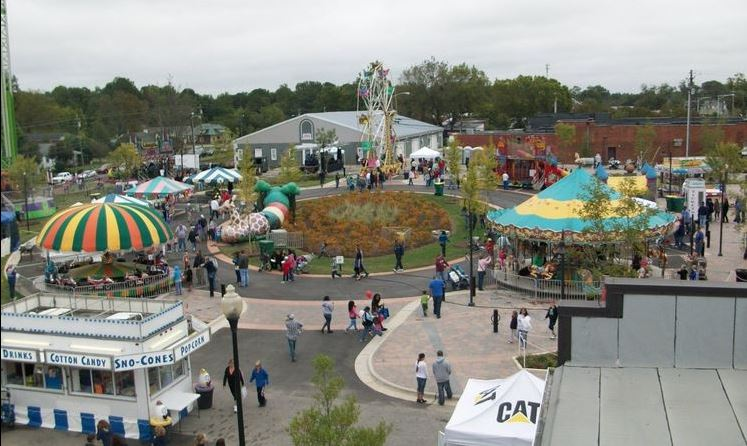 festivals and events in clayton