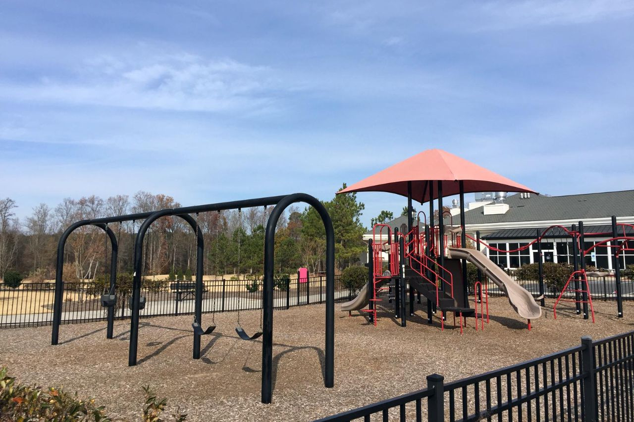 playground at 12 oaks holly springs