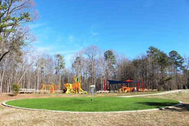 playgrounds and amenities