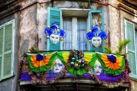 mardi gras in the city of new orleans